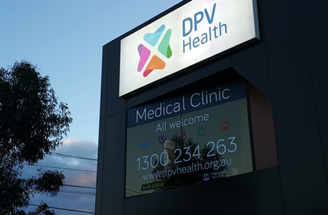 Light Boxes & Illuminated Signs : Signwriters Melbourne